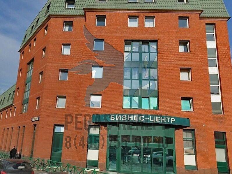Офисные помещения Балакиревский переулок карта коммерческой недвижимости