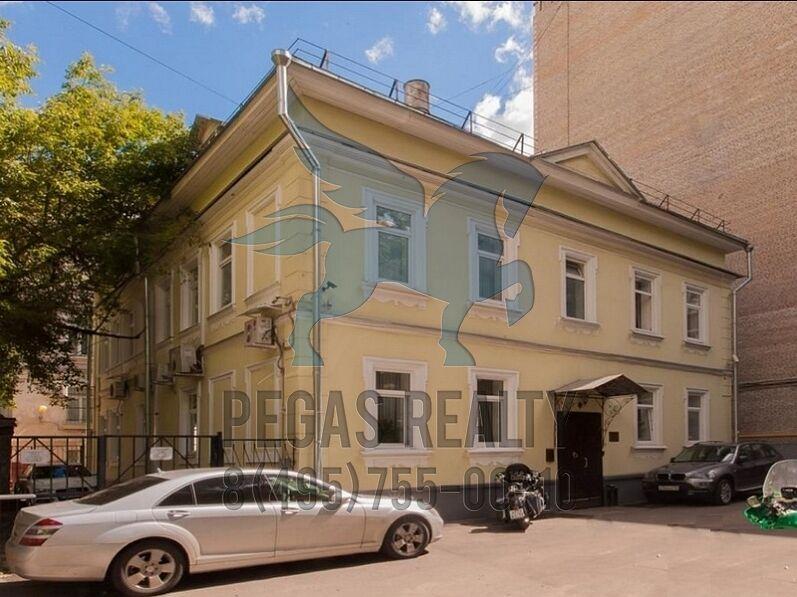 Аренда особняка под офис в центре москвы готовые офисные помещения Жулебинская улица