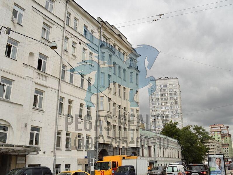 Помещение для фирмы Марксистская улица коммерческая недвижимость подмос