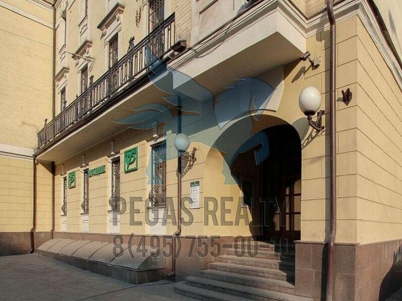 Поиск помещения под офис Троицкий 2-ой переулок аренда офиса метро выхино волгогорадский проспект