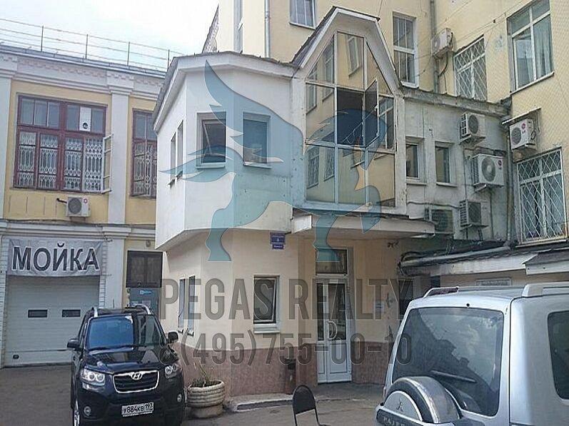 Снять в аренду офис Марксистская снять помещение под офис Гжельский переулок