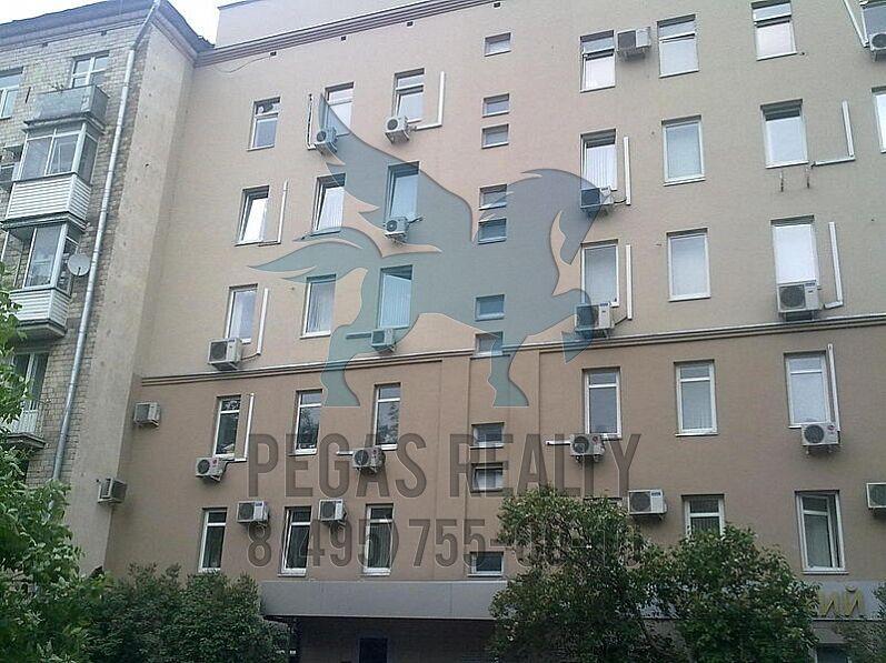 Арендовать офис Юлиуса Фучика улица офисные помещения Калитниковская Средняя улица