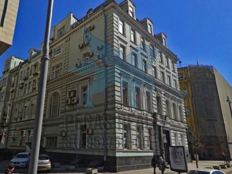 Снять место под офис Брестская 1-я улица Аренда офиса 10кв Тургеневская