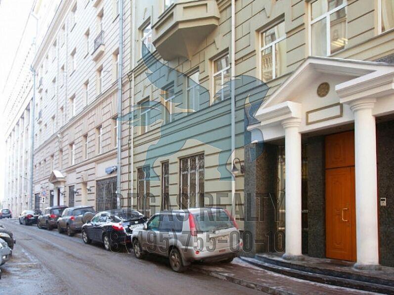 Аренда офиса в Москве от собственника без посредников Щипок улица спрос аренда коммерческой недвижимости