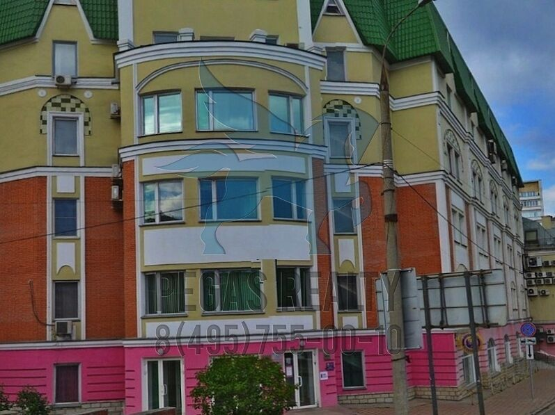 Аренда офисов фнс№18 Аренда офиса 20 кв Лухмановская улица