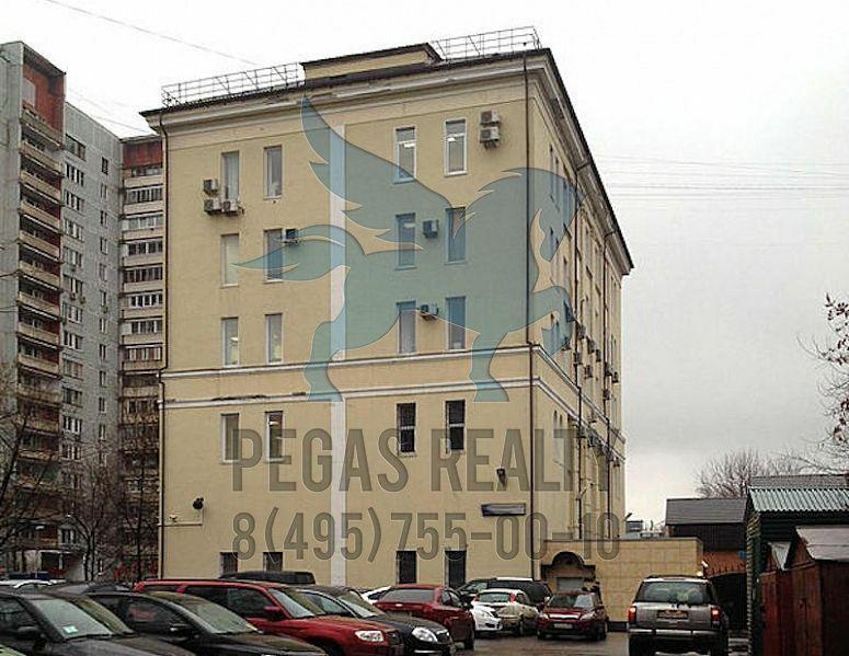 Снять помещение под офис Рощинский 4-й проезд готовые коммерческая недвижимость в Москва