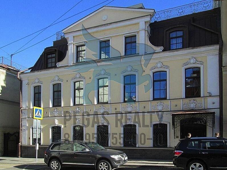 Аренда офиса в Москве от собственника без посредников Подсосенский переулок поиск Коммерческой недвижимости Бунинская Аллея улица