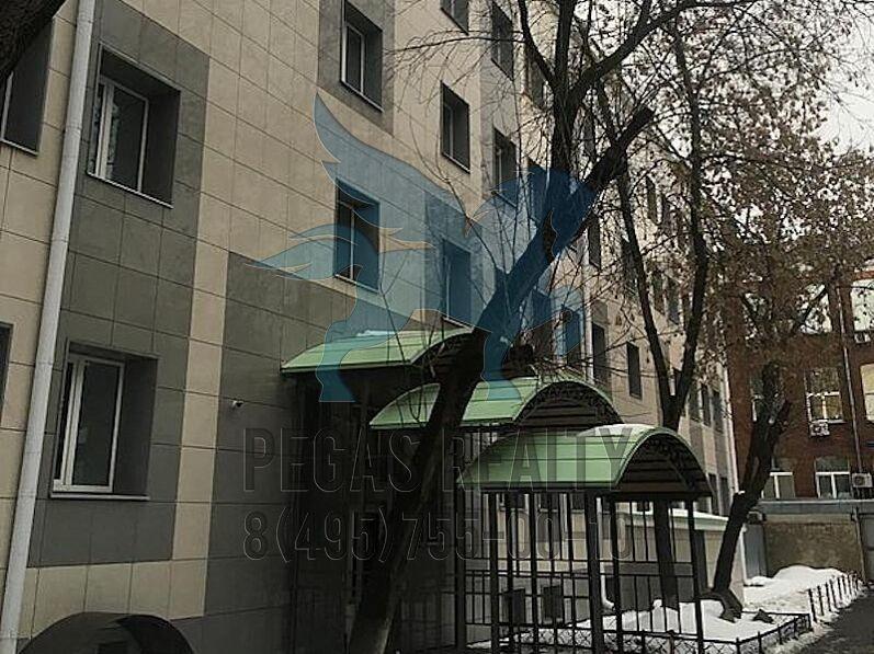 Аренда офиса 10кв Басманная Новая улица Аренда офиса 30 кв Садовая-Сухаревская улица