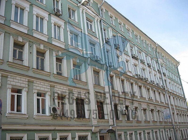 Аренда офиса 40 кв Сухаревский Малый переулок