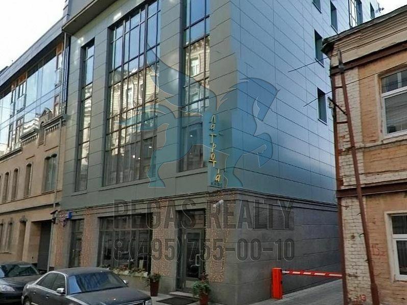 Найти помещение под офис Пожарский переулок Аренда офисов от собственника Романов переулок