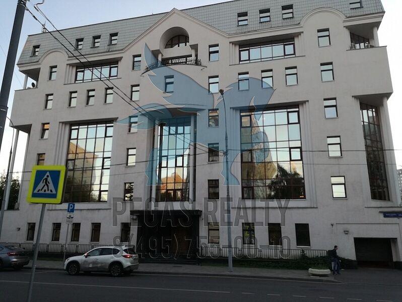 Аренда офиса в Москве от собственника без посредников Вышеславцев 2-й переулок аналитика по коммерческой недвижимости московской области